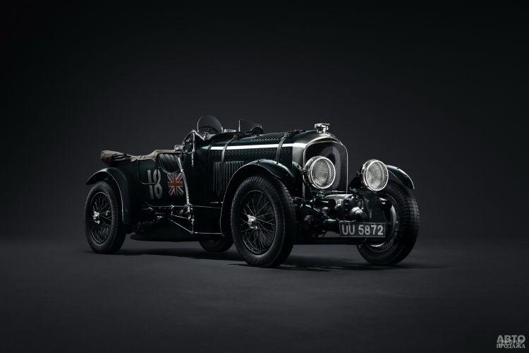 Bentley вернут в производство модель 1929 года