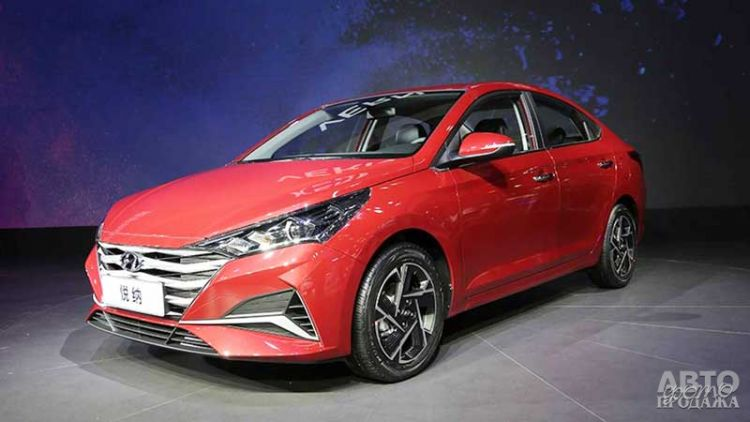 Hyundai Accent обновили