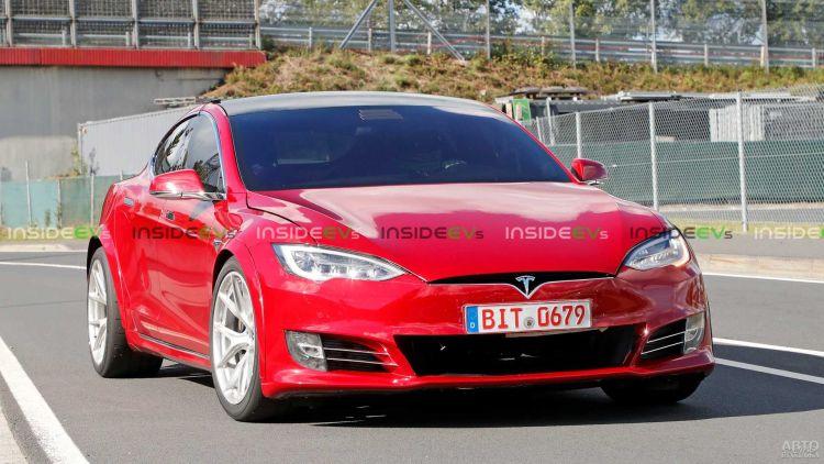 Tesla Model S получит сверхмощную версию
