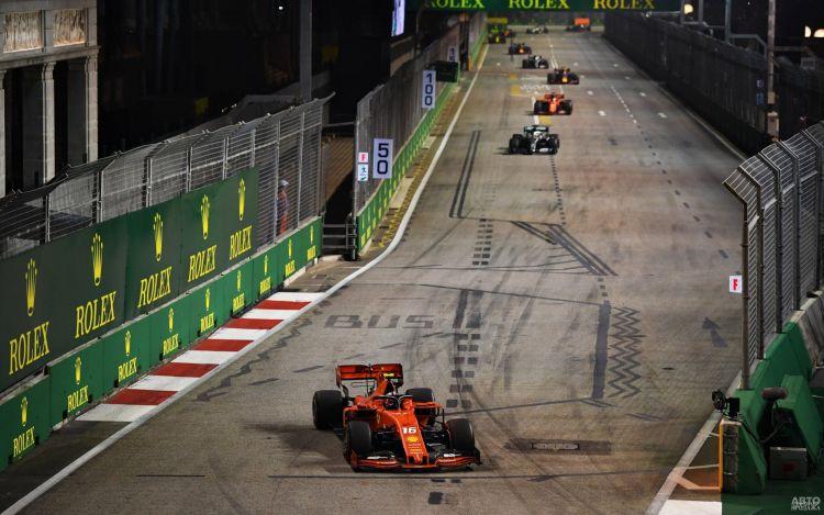 Формула-1: первая победа Феттеля в сезоне