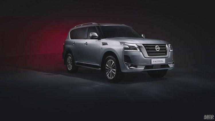 Nissan Patrol: радикальное обновление