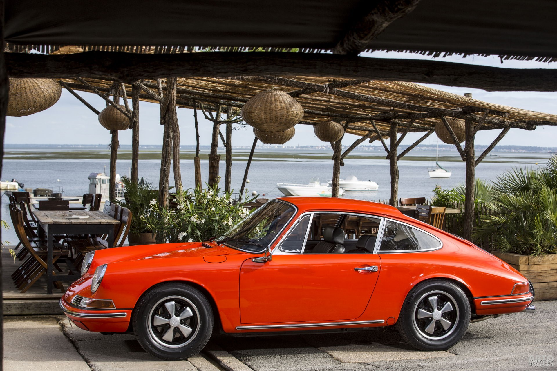 Porsche 911 S 1966 года