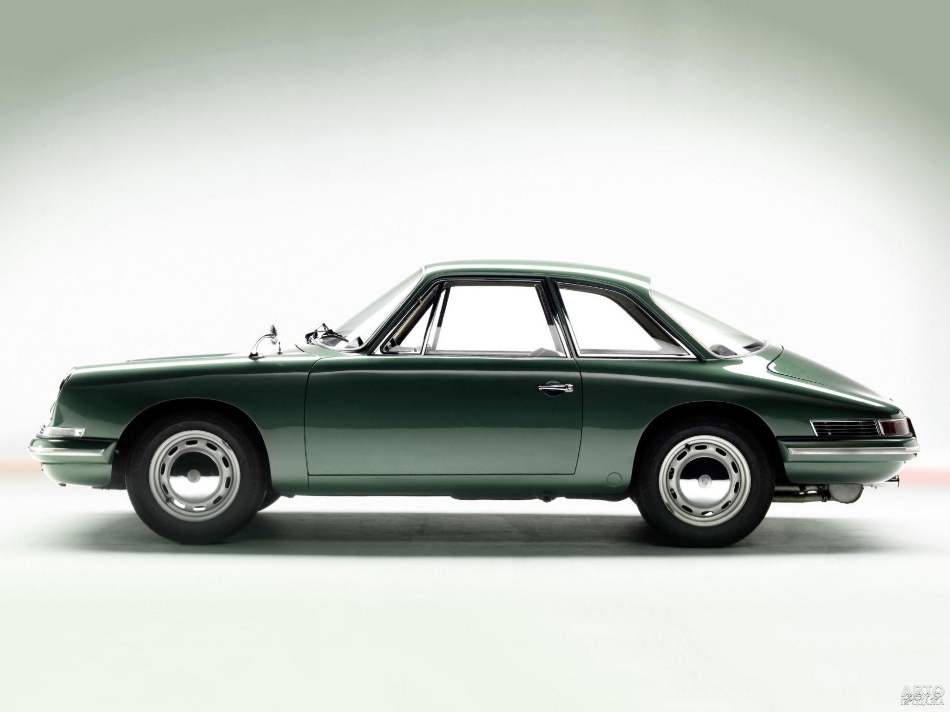 Прототип Porsche 754 T7 1962 года