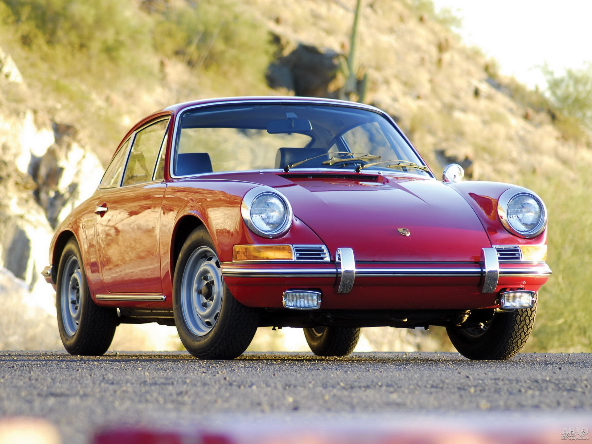 Бюджетный Porsche 912 1965 года