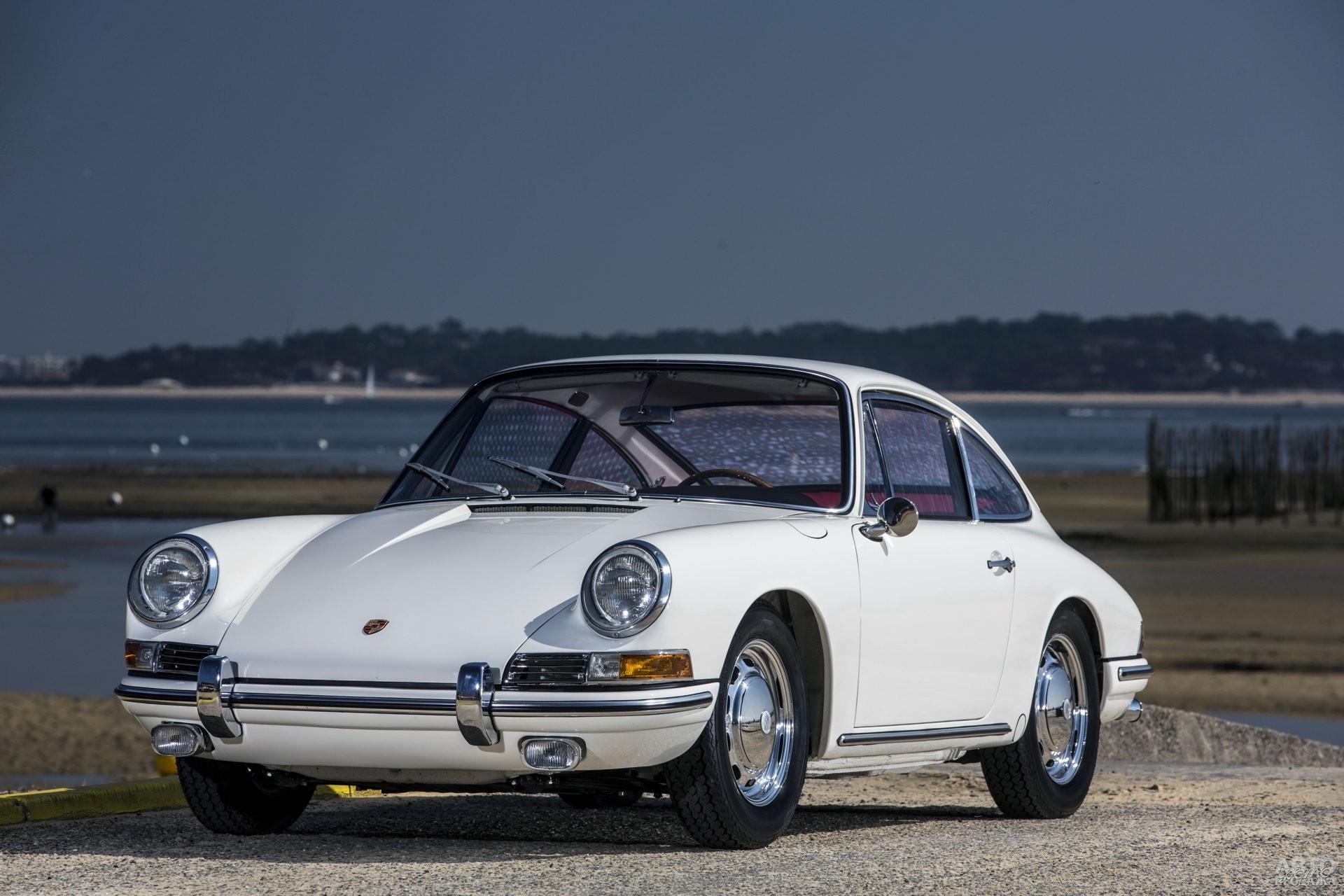 Первый Porsche 911 1963 года