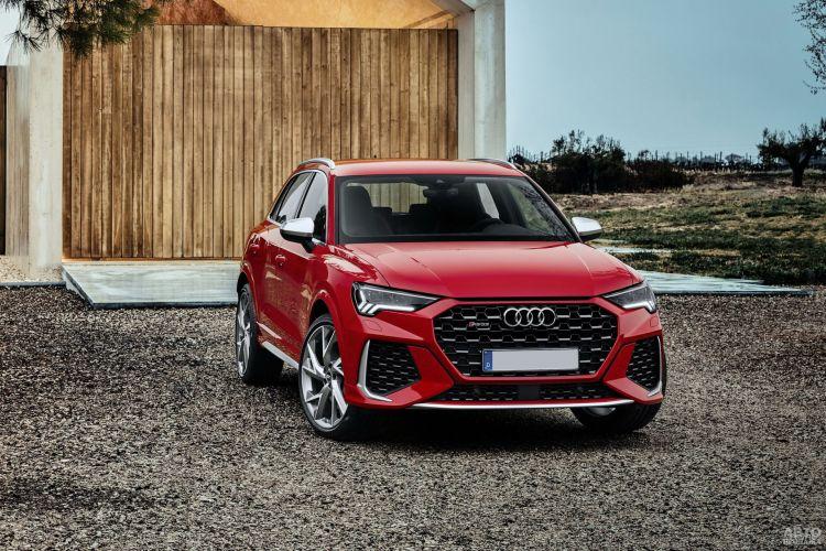 Audi RS Q3: ярче и мощнее