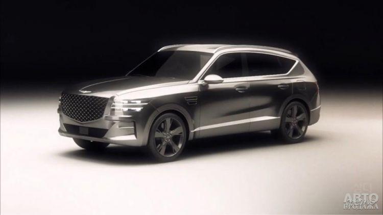 Hyundai готовит дорогой вседорожник