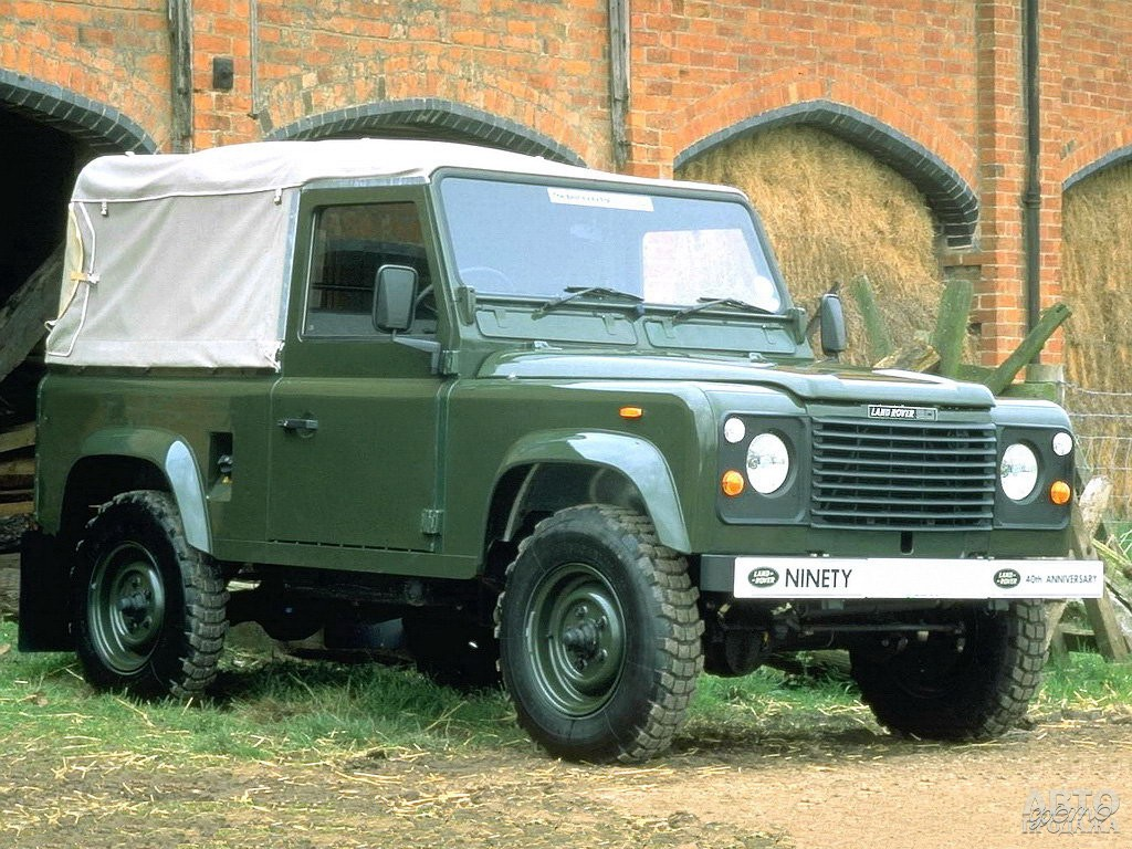 Land Rover Series 90 1983 года
