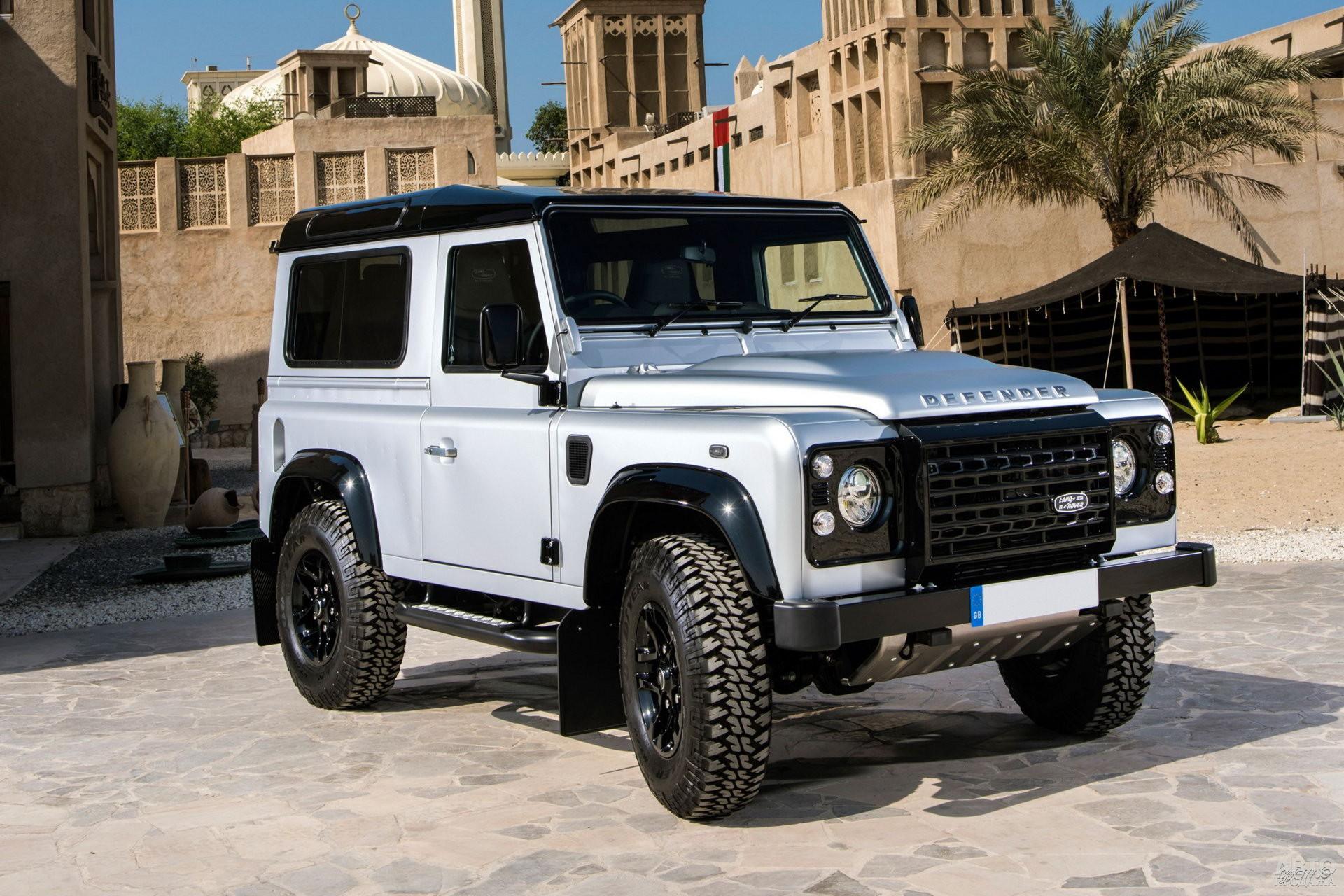 Классический Land Rover прекратили выпускать в 2016 году