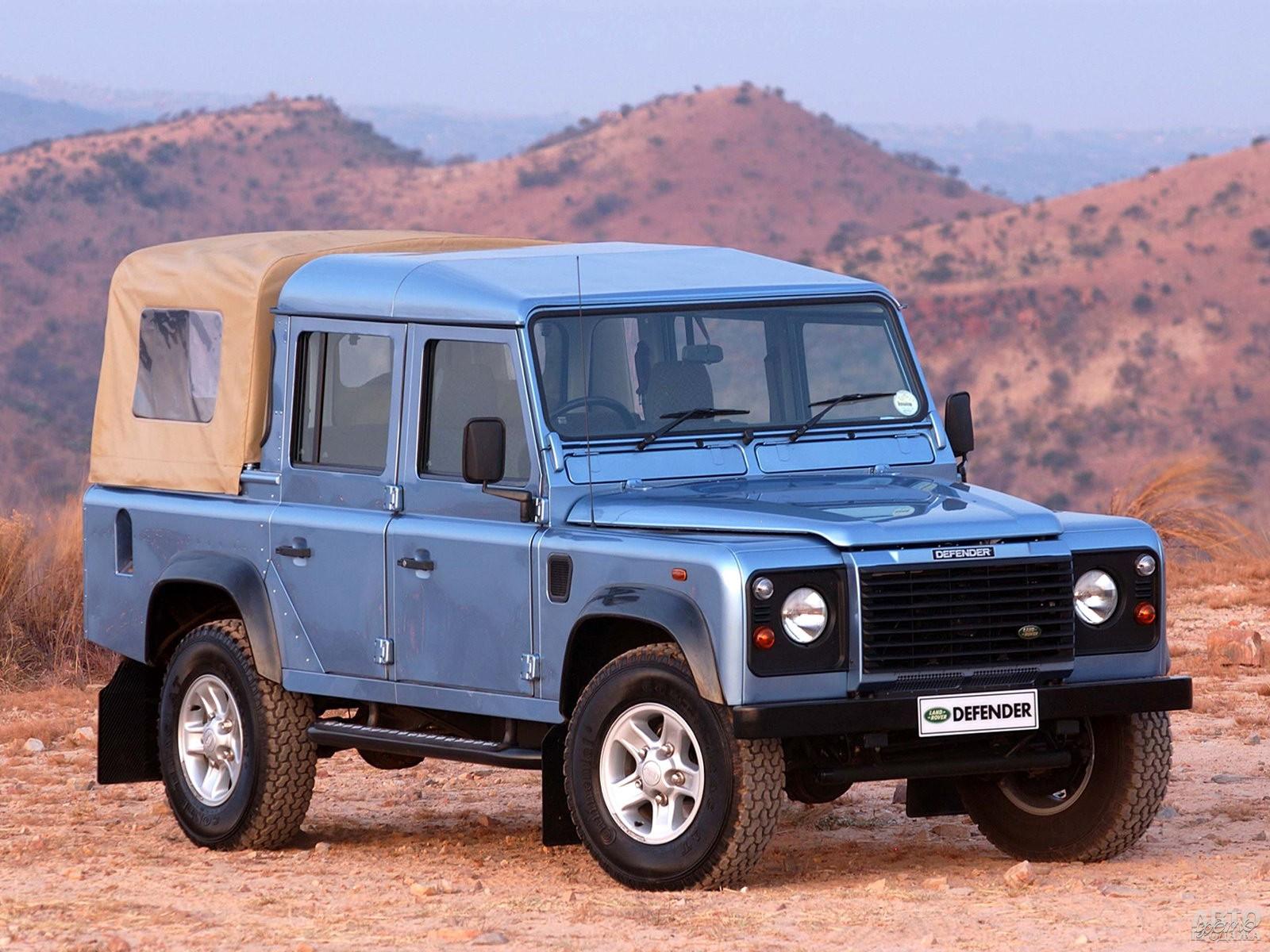 В 1990 году модель получила собственное имя – Defender