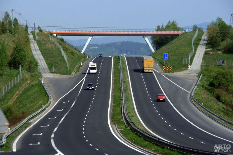 Украинские дороги могут стать платными для иностранцев