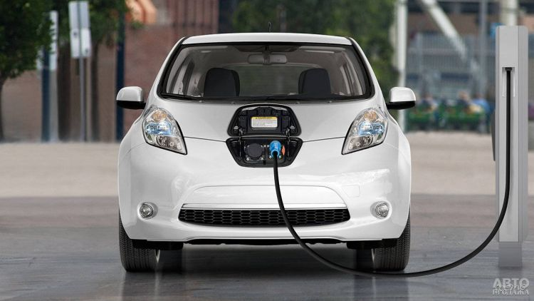 В Украину за 2019 год ввезли рекордное количество электромобилей