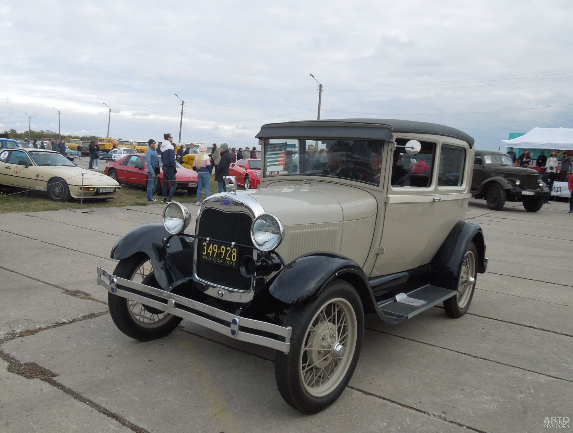 Ford A 1929 года