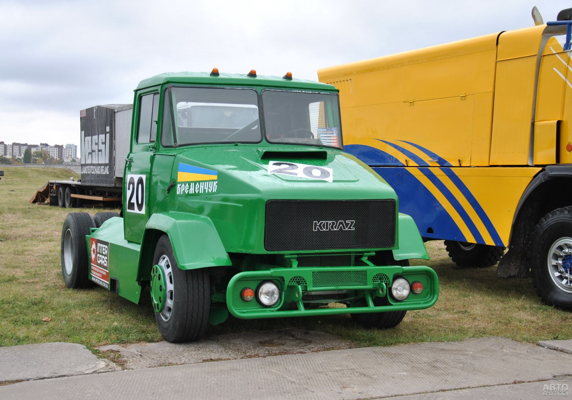 1000-сильный КрАЗ-5450