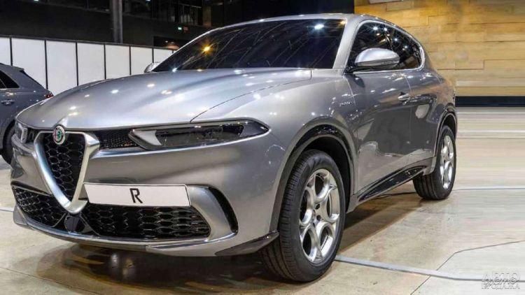 Alfa Romeo готовит компактный вседорожник