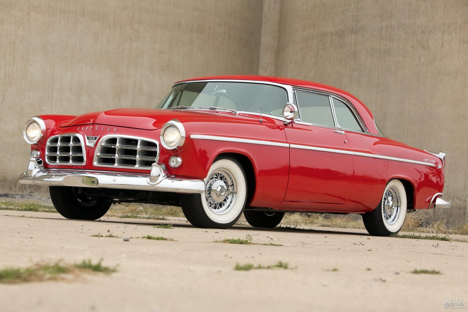 Первый Chrysler_300 1955 года