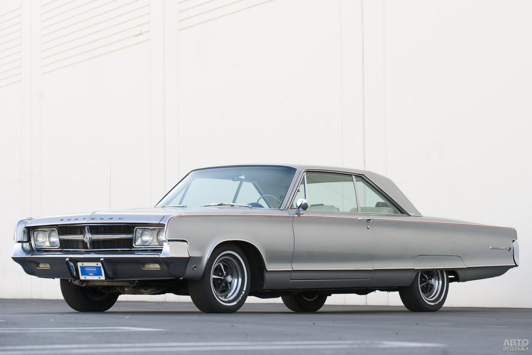 Chrysler 300L – последний представитель лимитированной серии