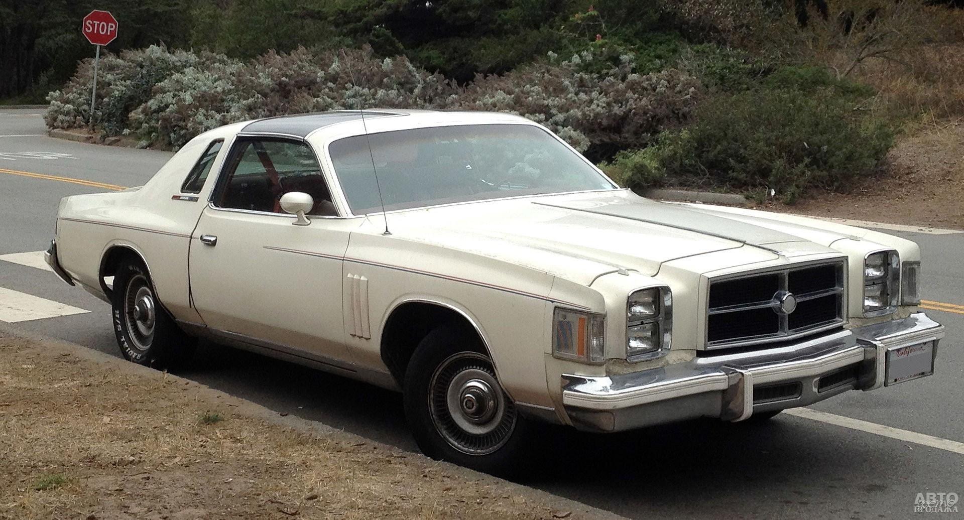 Chrysler 300 1978 года
