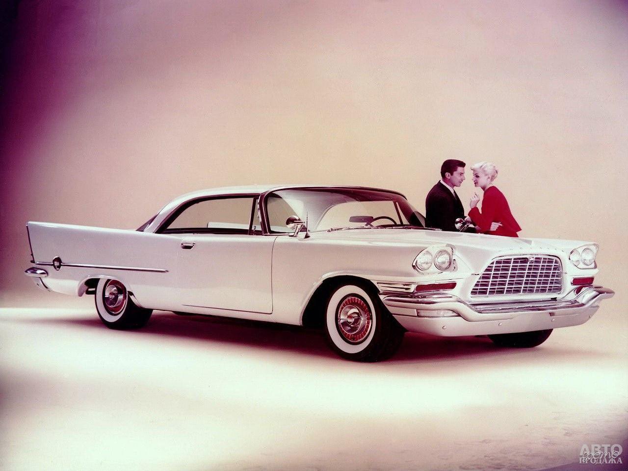 Chrysler 300D первым в мире получил электронный впрыск топлива