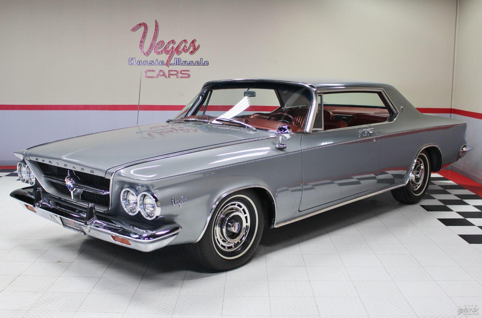Граненый Chrysler 300J 1963 года