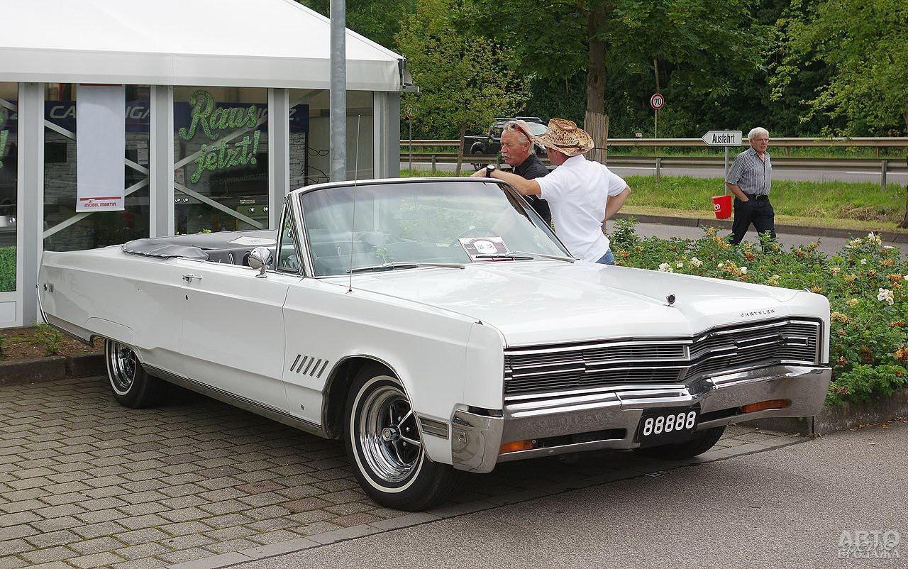 Chrysler 300 1968 года