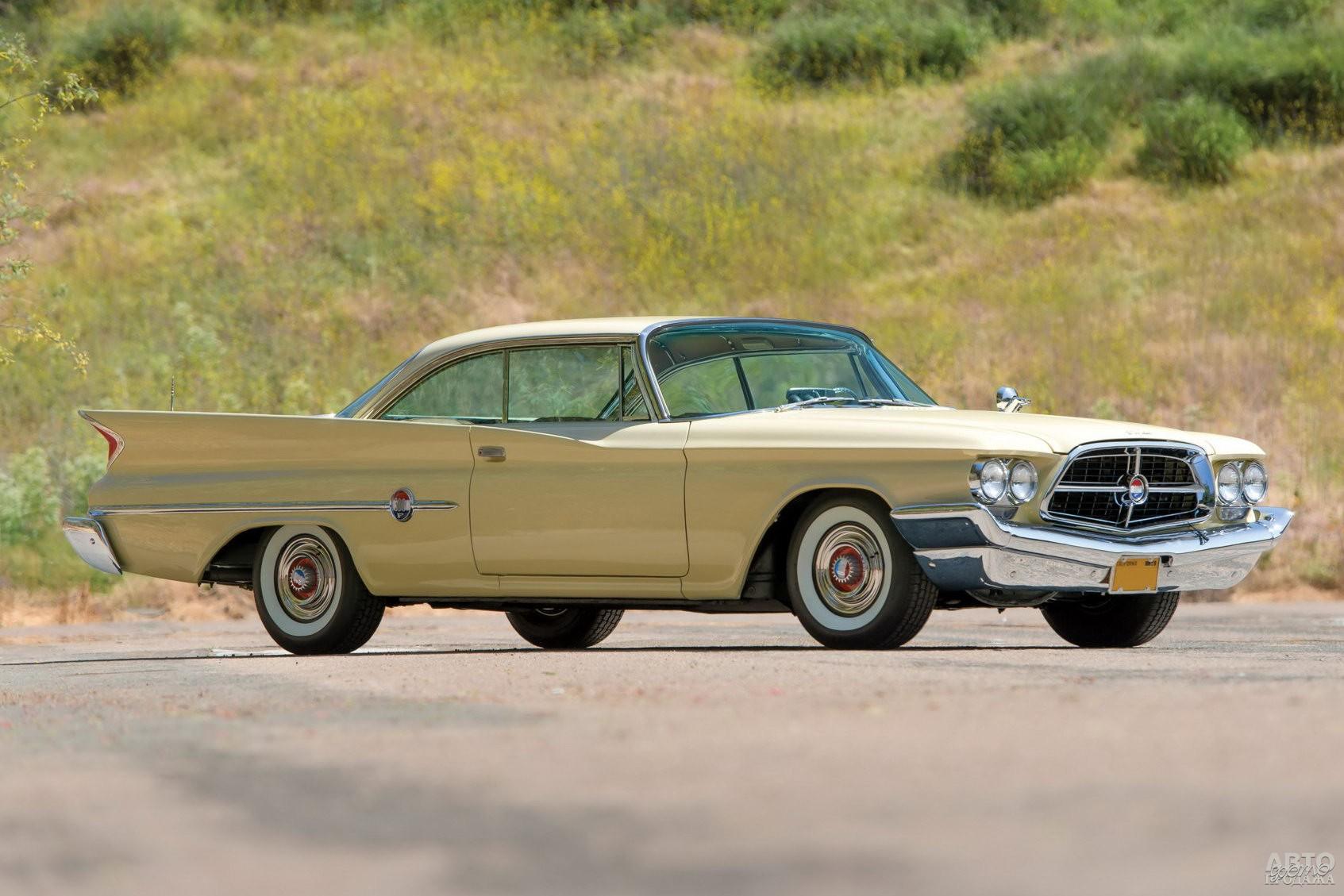 Chrysler 300F 1960 года