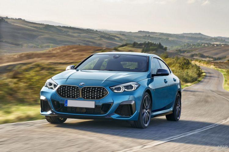 BMW 2 Series Gran Coupe: пополнение в линейке