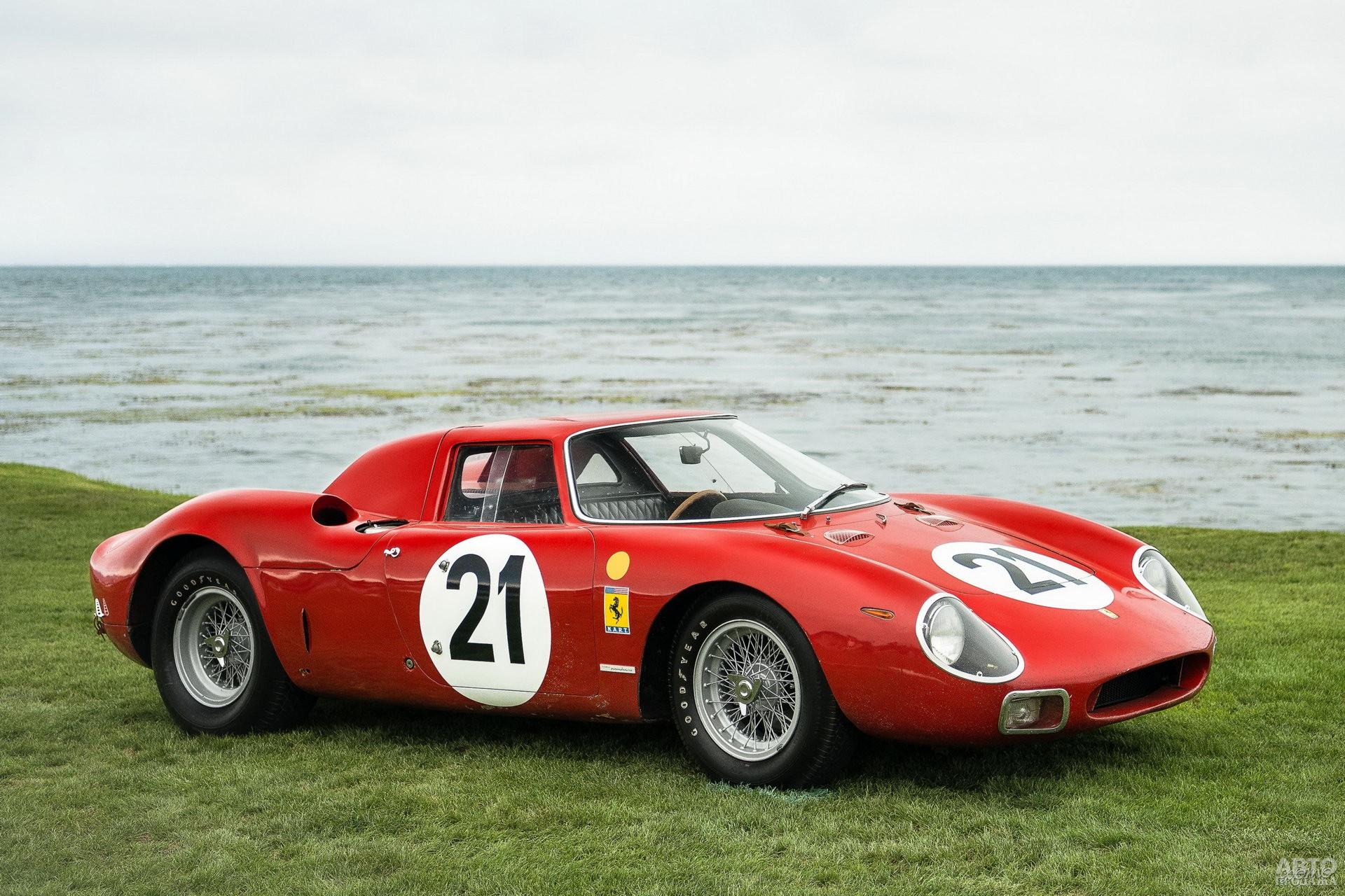 Ferrari 250 LM 1963 года
