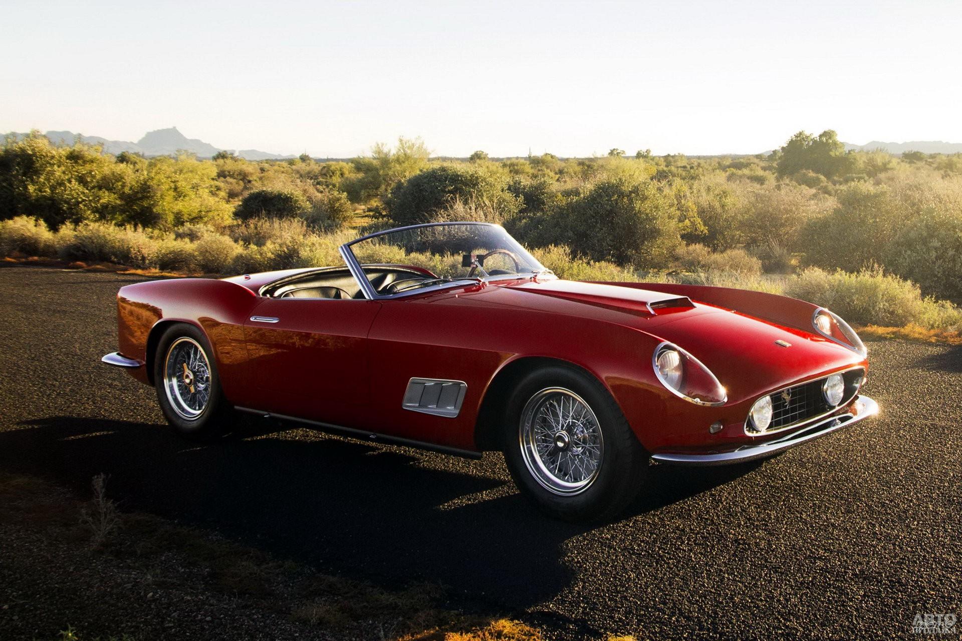 Ferrari 250 GT California Spyder, 1957 год