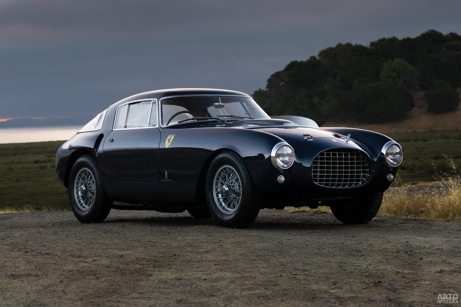 Ferrari 250 MM 1953 года