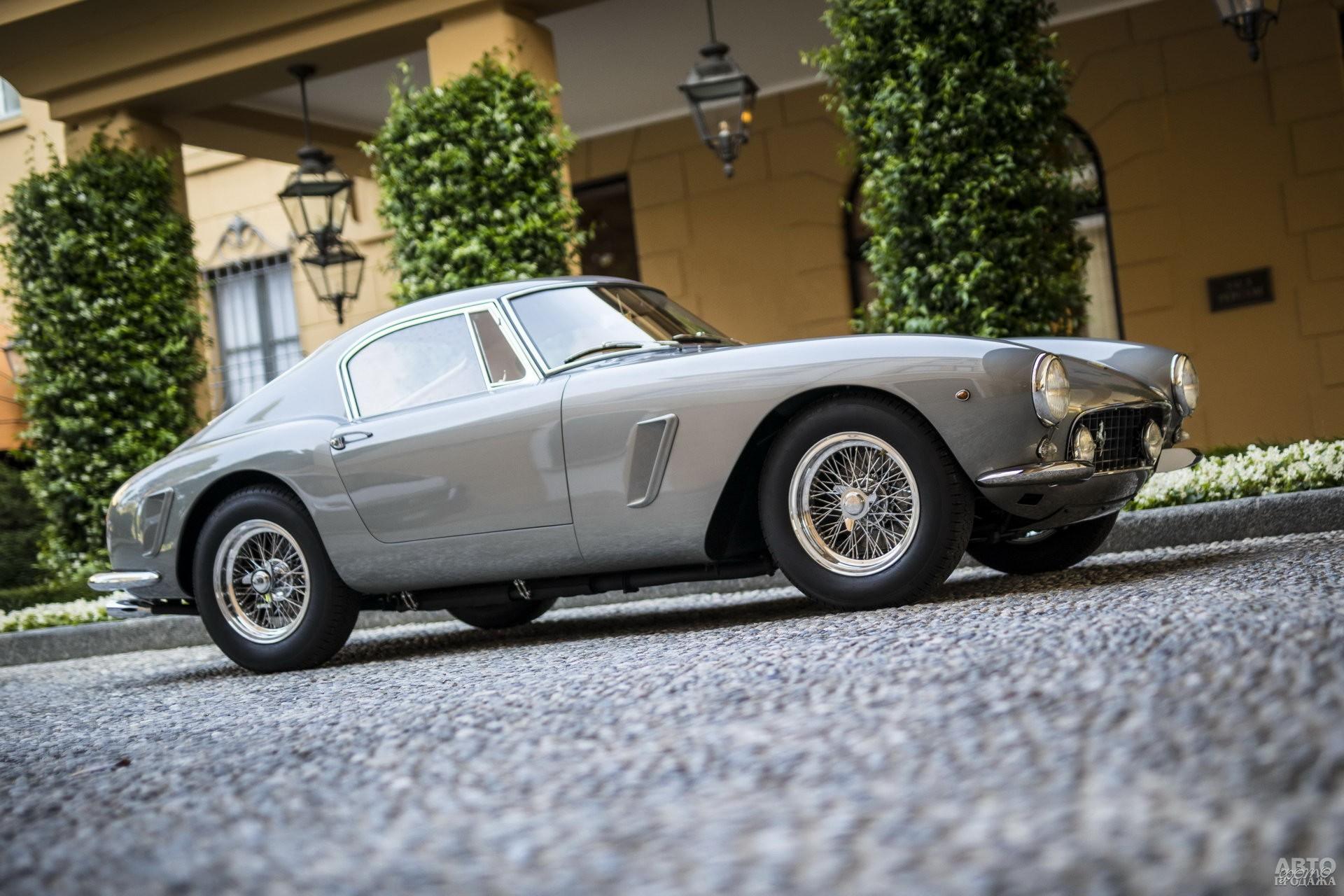 Ferrari 250 GT Berlinetta SWB 1960 года