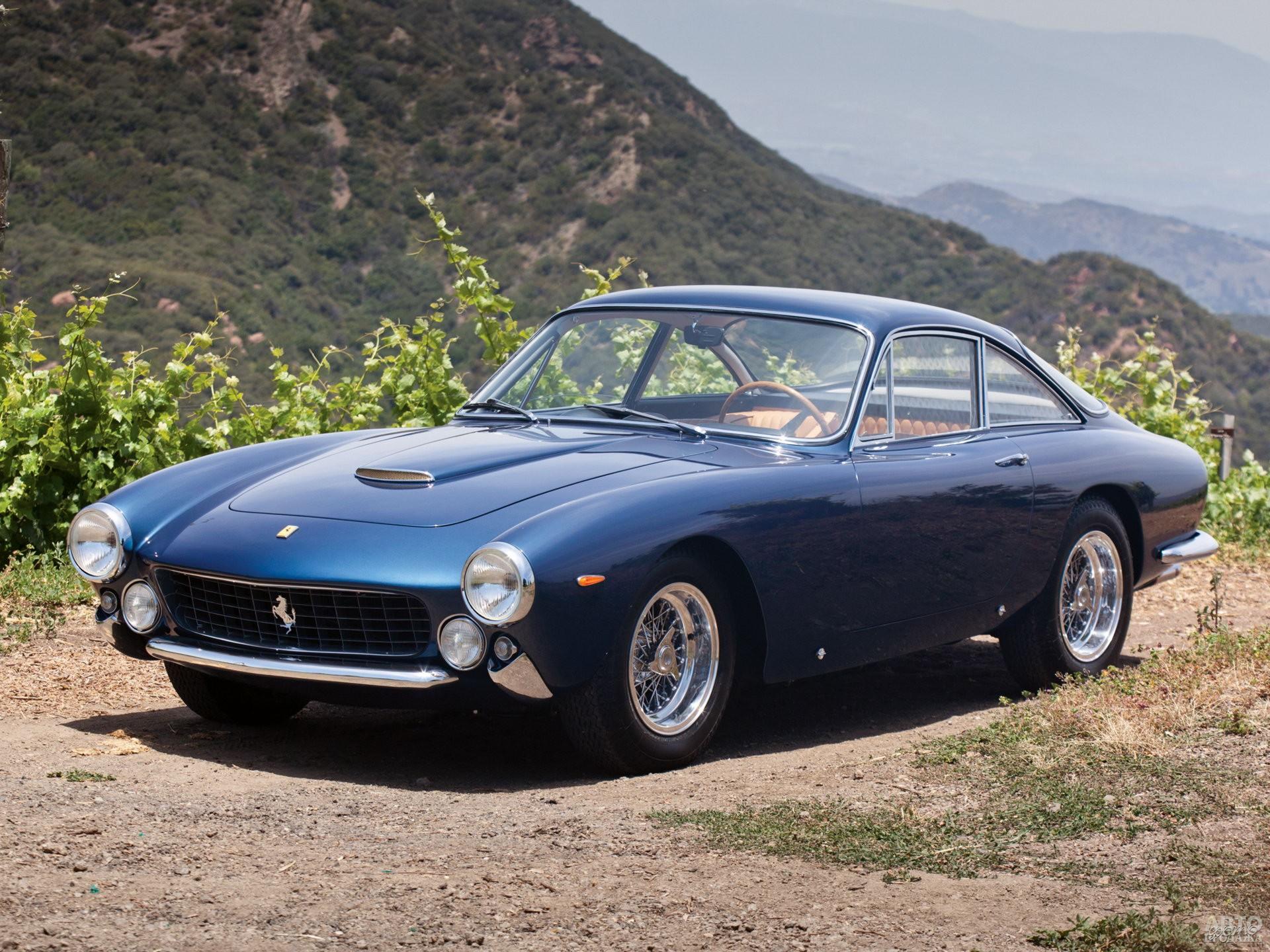 Ferrari 250 GT Lusso 1962 года