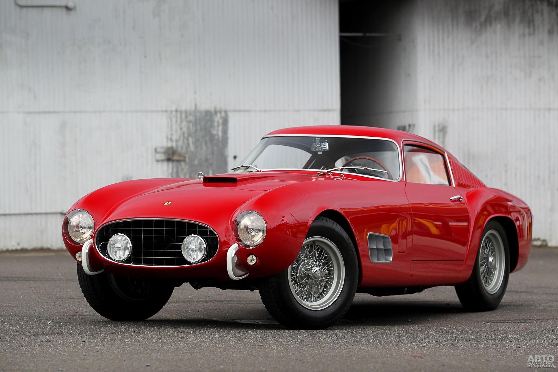 Ferrari 250 GT Tour de France 1956 года