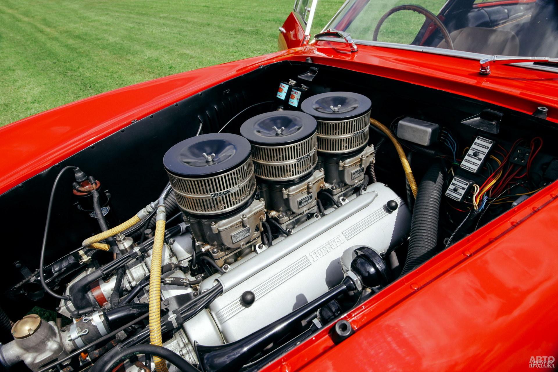 Гордость Ferrari_250 – 3,0-литровый V12