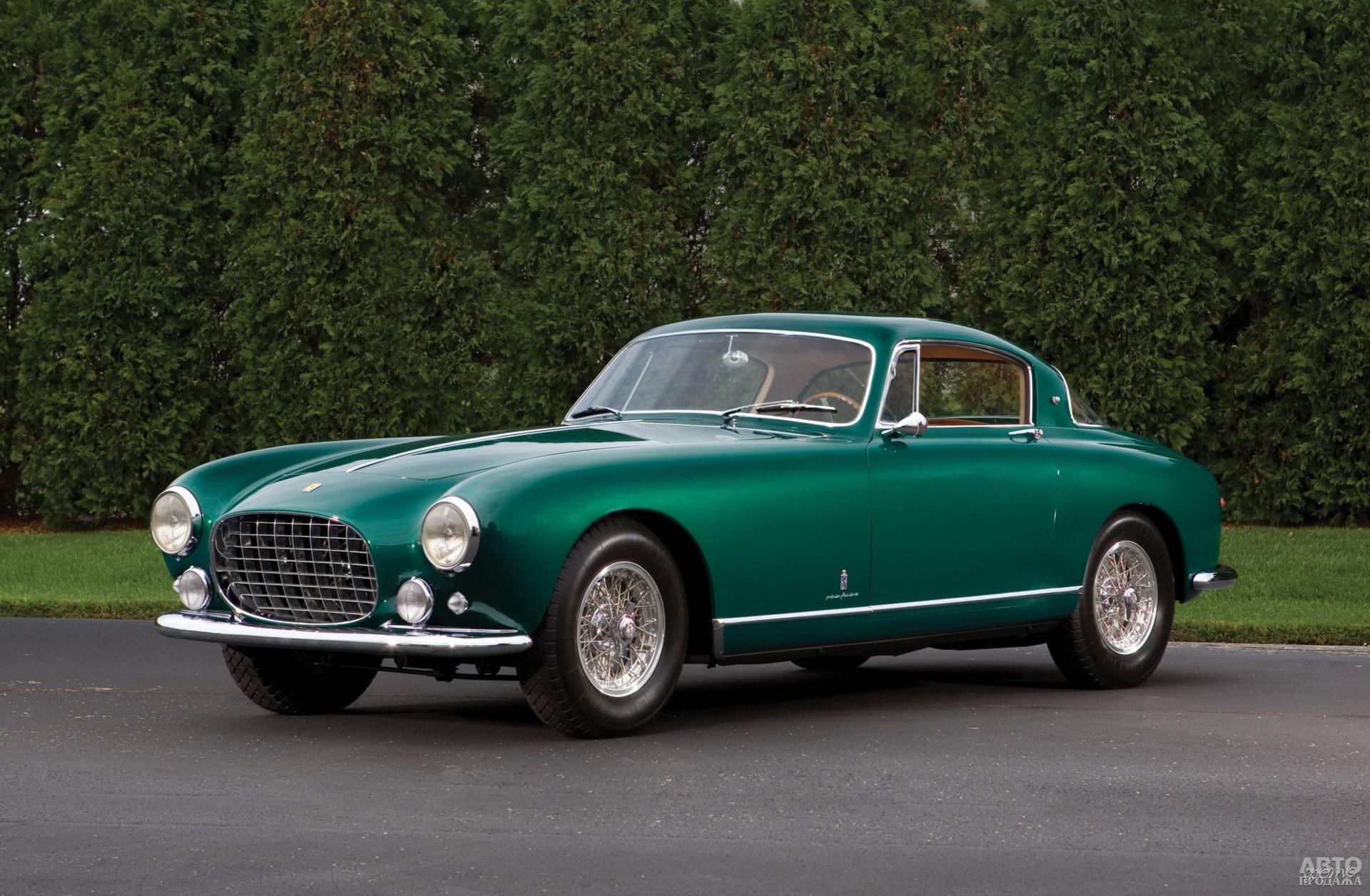 Ferrari 250 GT Europa 1953 года