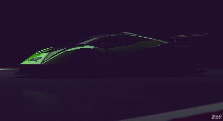 Lamborghini готовят самый мощный авто в истории