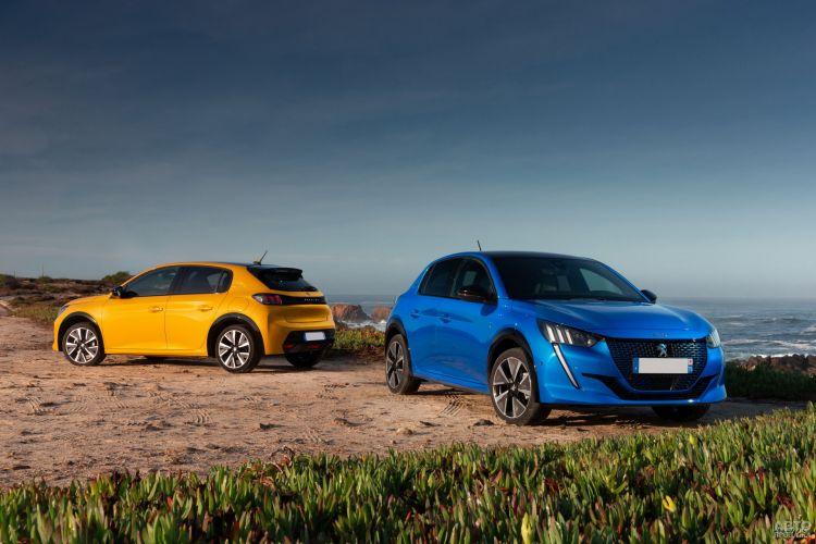 Peugeot 208: смена поколений
