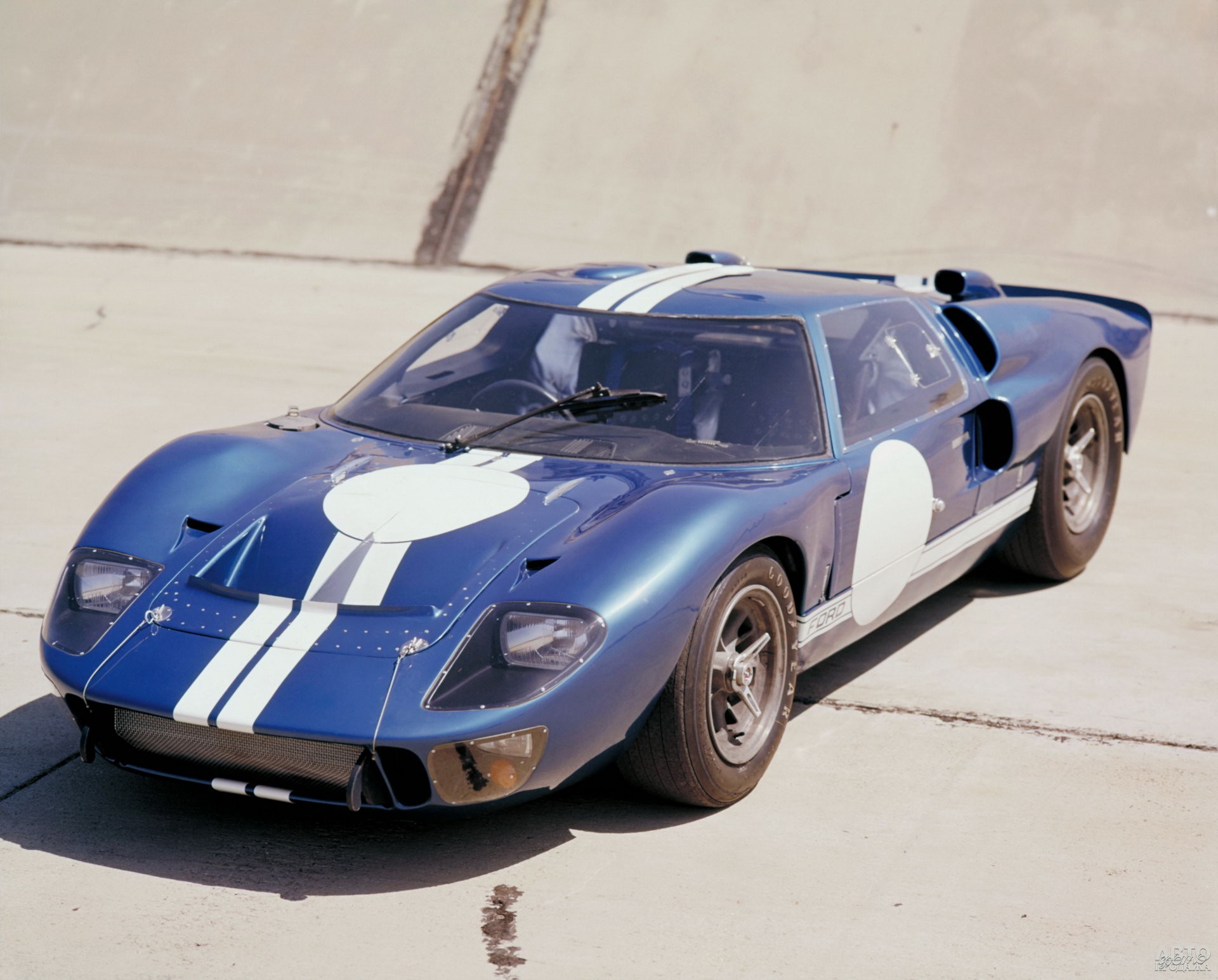 Ford_GT40 MkII 1966 года