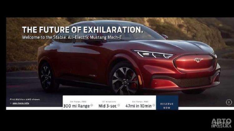 Новый электромобиль Ford рассекречен перед премьерой