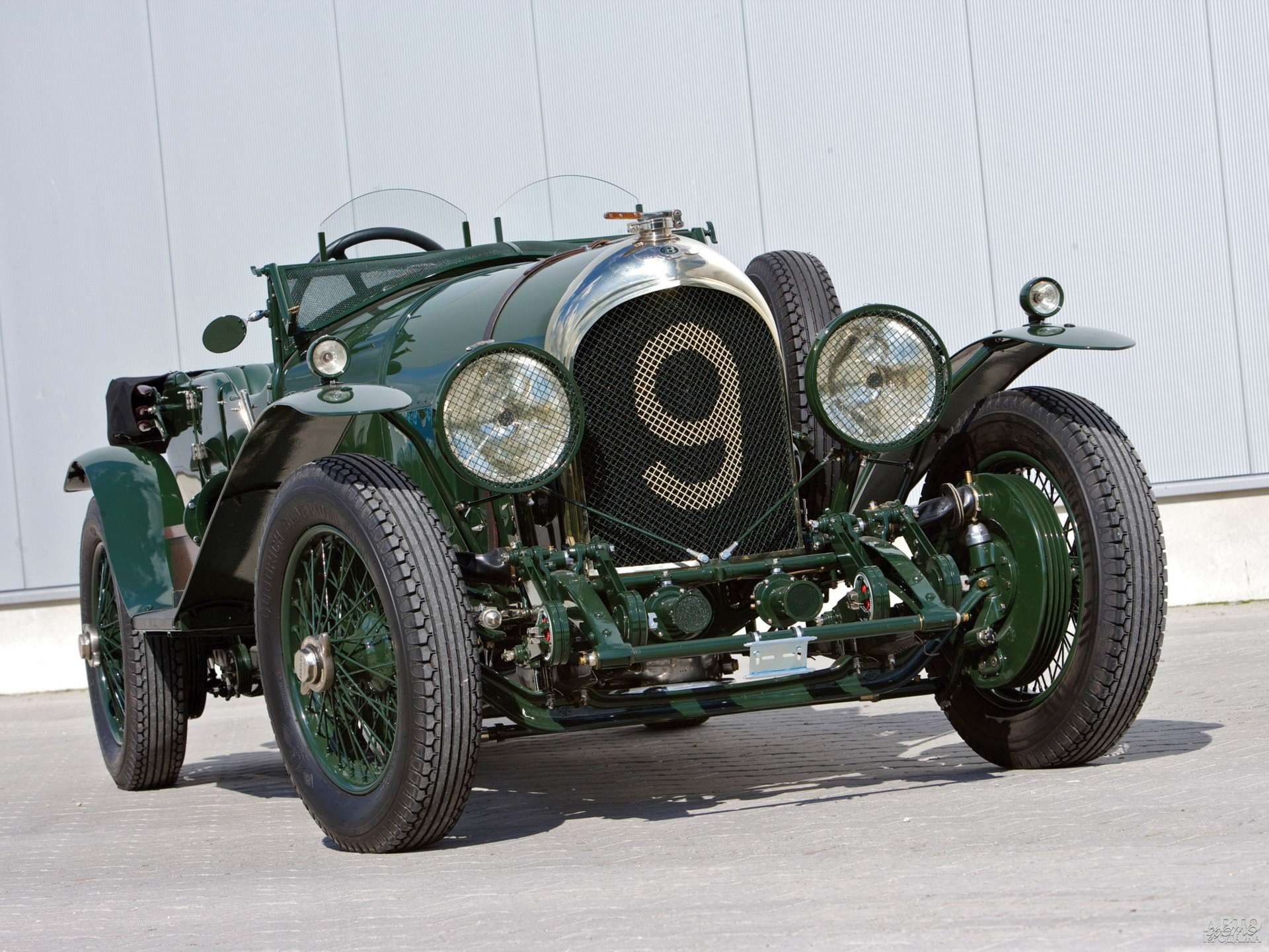 Bentley 4 ½ Litre – победитель Ле-Мана 1927 года