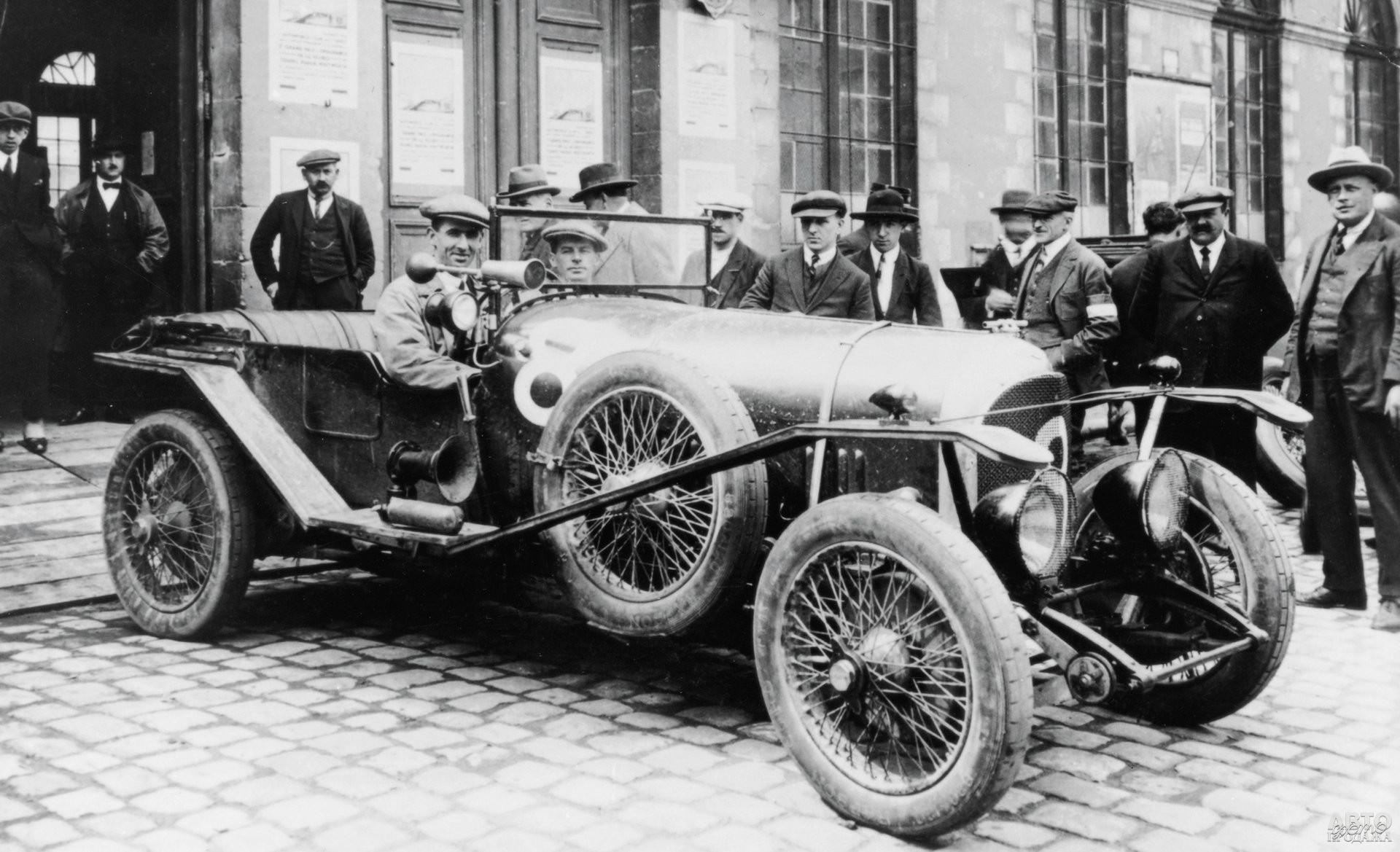 Вольф Барнато и Глен Кидстон – покорители Ле-Мана 1930 года