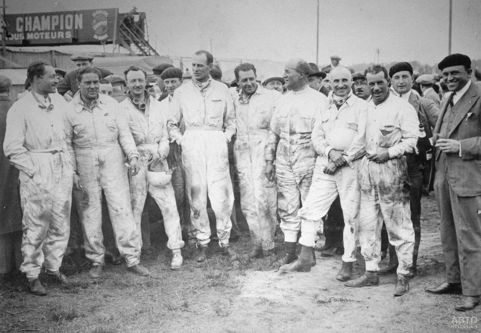 Bentley Boys – команда гонщиков-аристократов