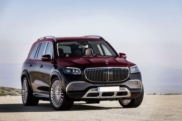 Mercedes-Maybach GLS600: вседорожная роскошь