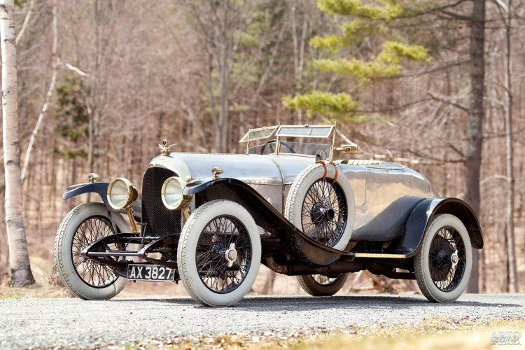 Первый Bentley 3 Litre 1921 года