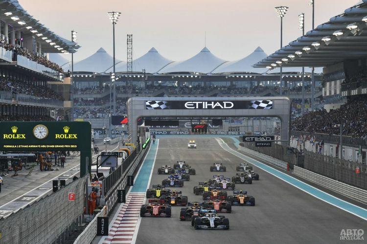 Формула-1: Триумф Хэмилтона в последней гонке сезона