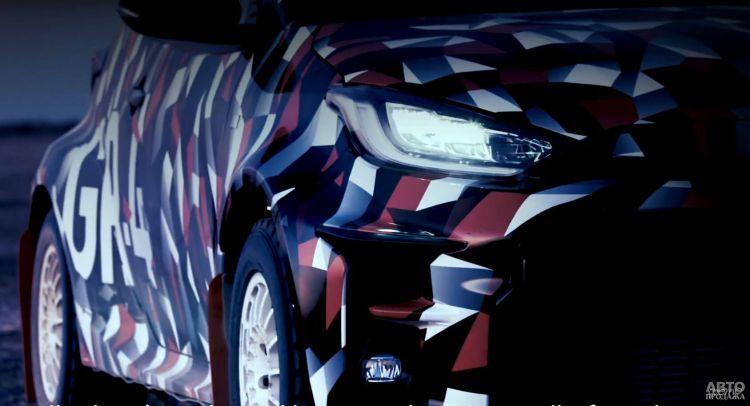 Toyota Yaris получит заряженную версию