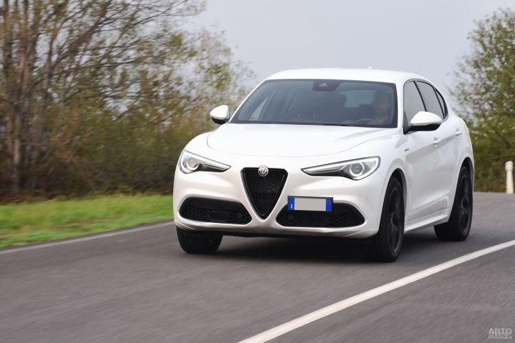 Alfa Romeo Stelvio: вседорожник с южным характером