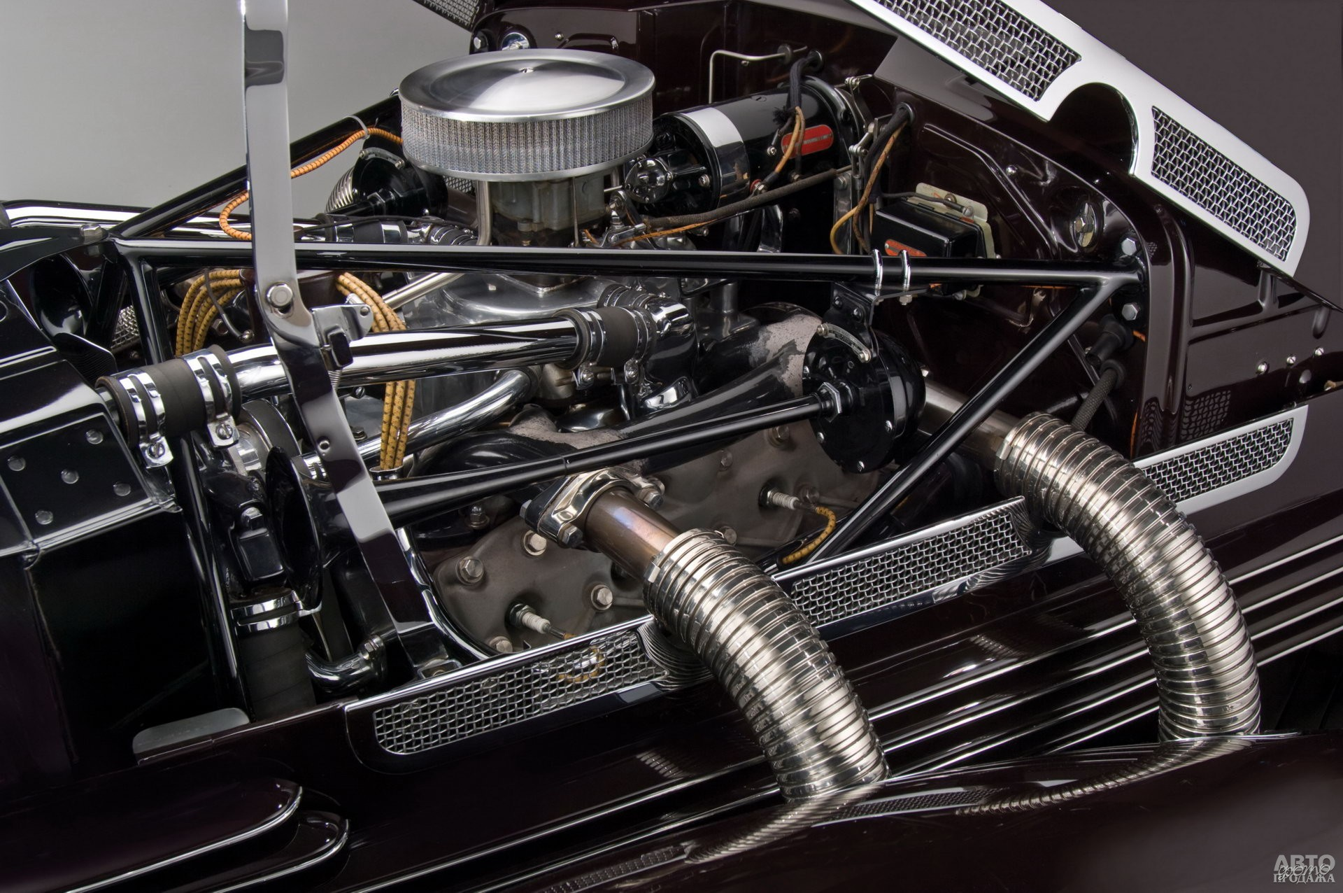 Механический компрессор поднял мощность до 170 л. с.