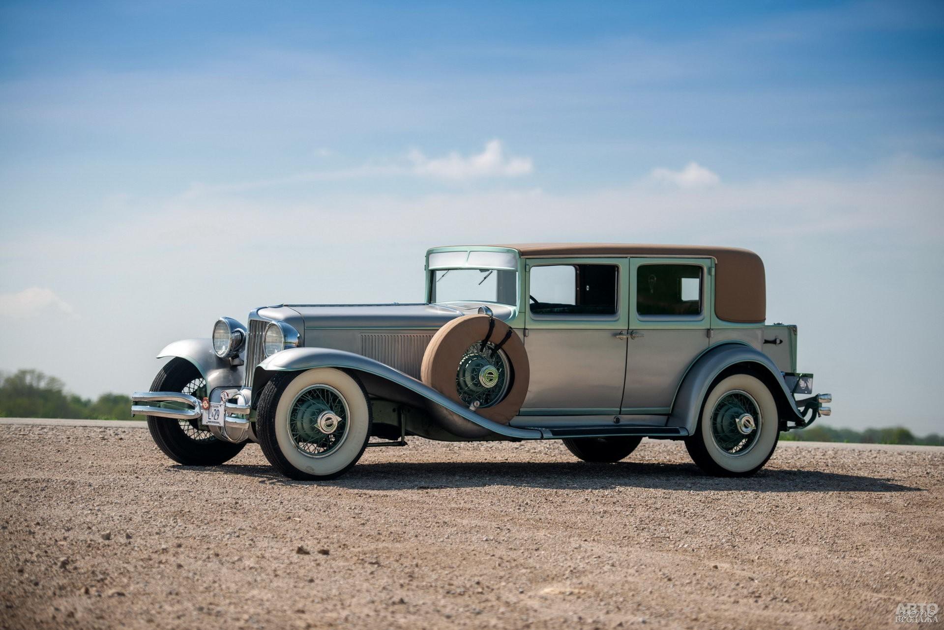 Cord L-29 1929 года