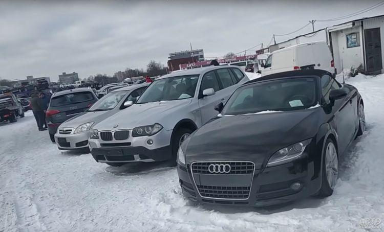 В Украине растет спрос на б/у авто